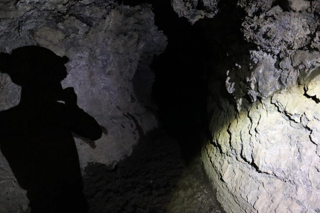 Cueva del Viento, el mayor tubo volcánico de Europa