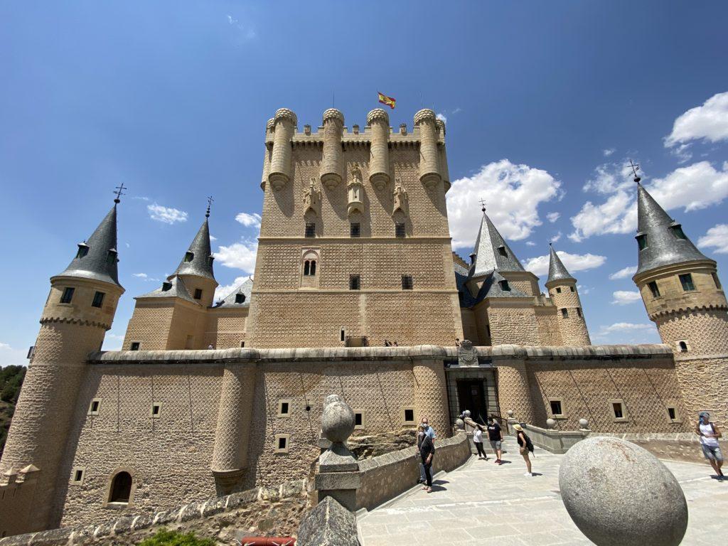Cómo visitar el Alcázar de Segovia