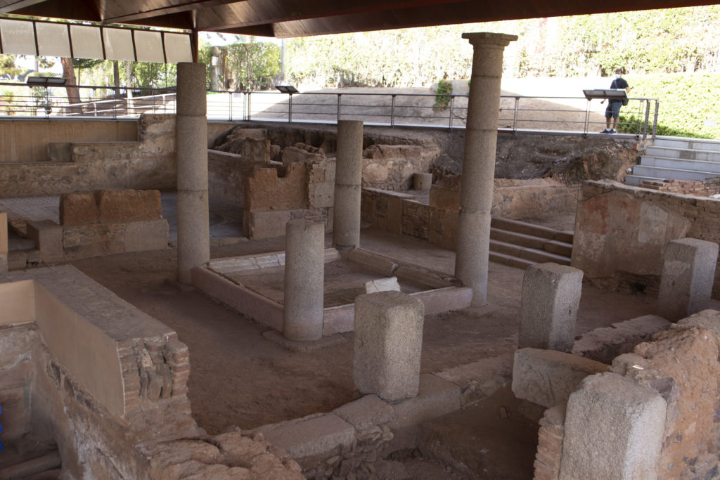 Qué ver en la casa del Mitreo de Mérida