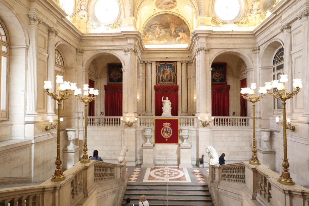 Cómo visitar el Palacio Real de Madrid