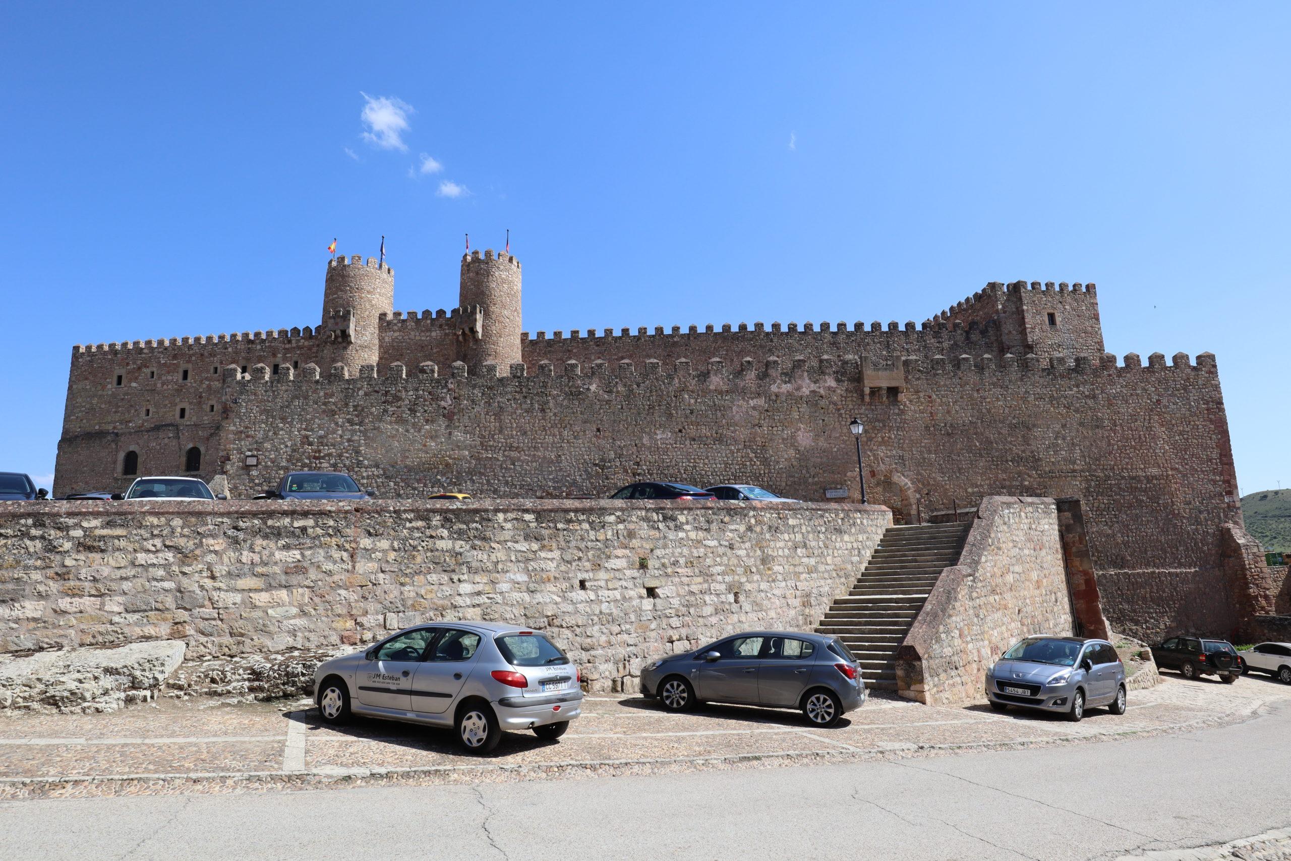 castillo-de-Sigüenza