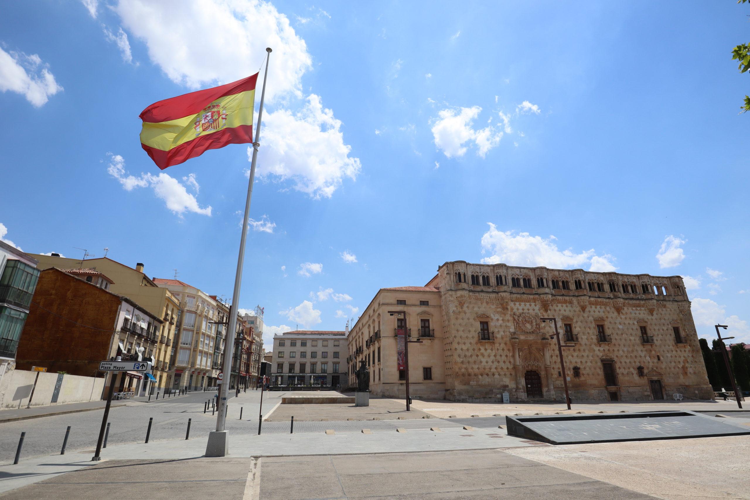 plaza-de-españa-de-guadalajara