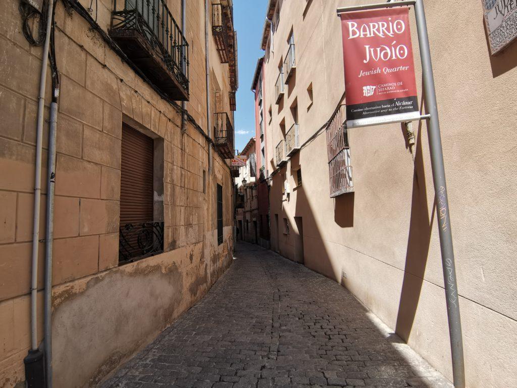 Una visita a la Judería de Segovia