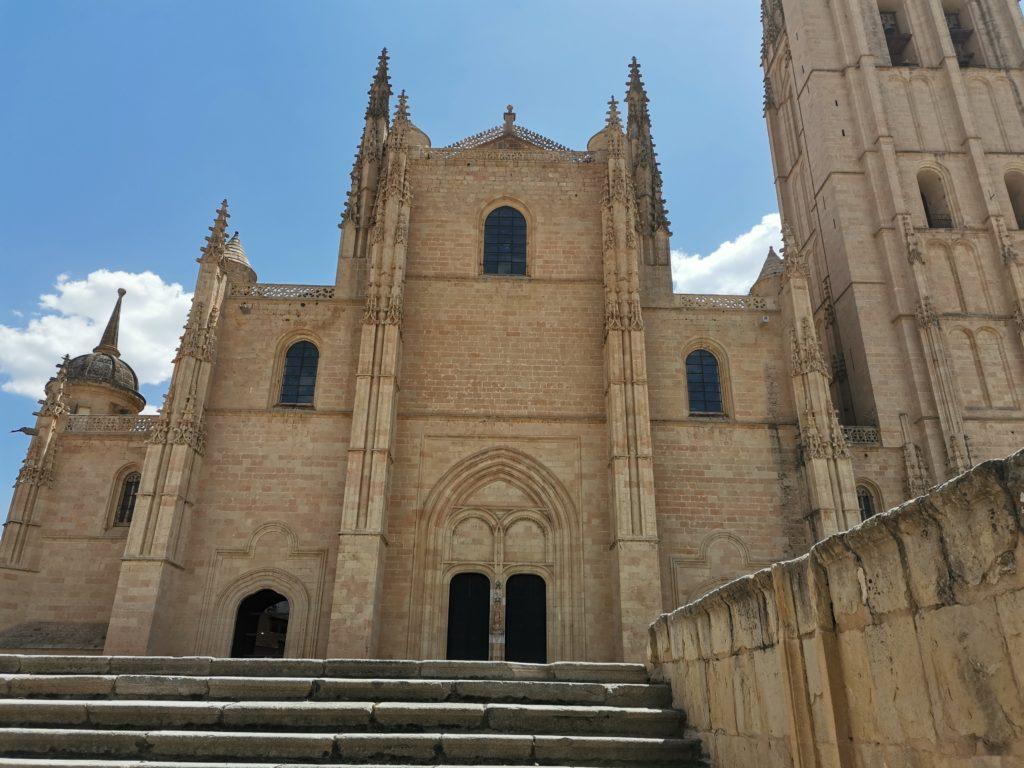 Cómo visitar la Catedral de Segovia