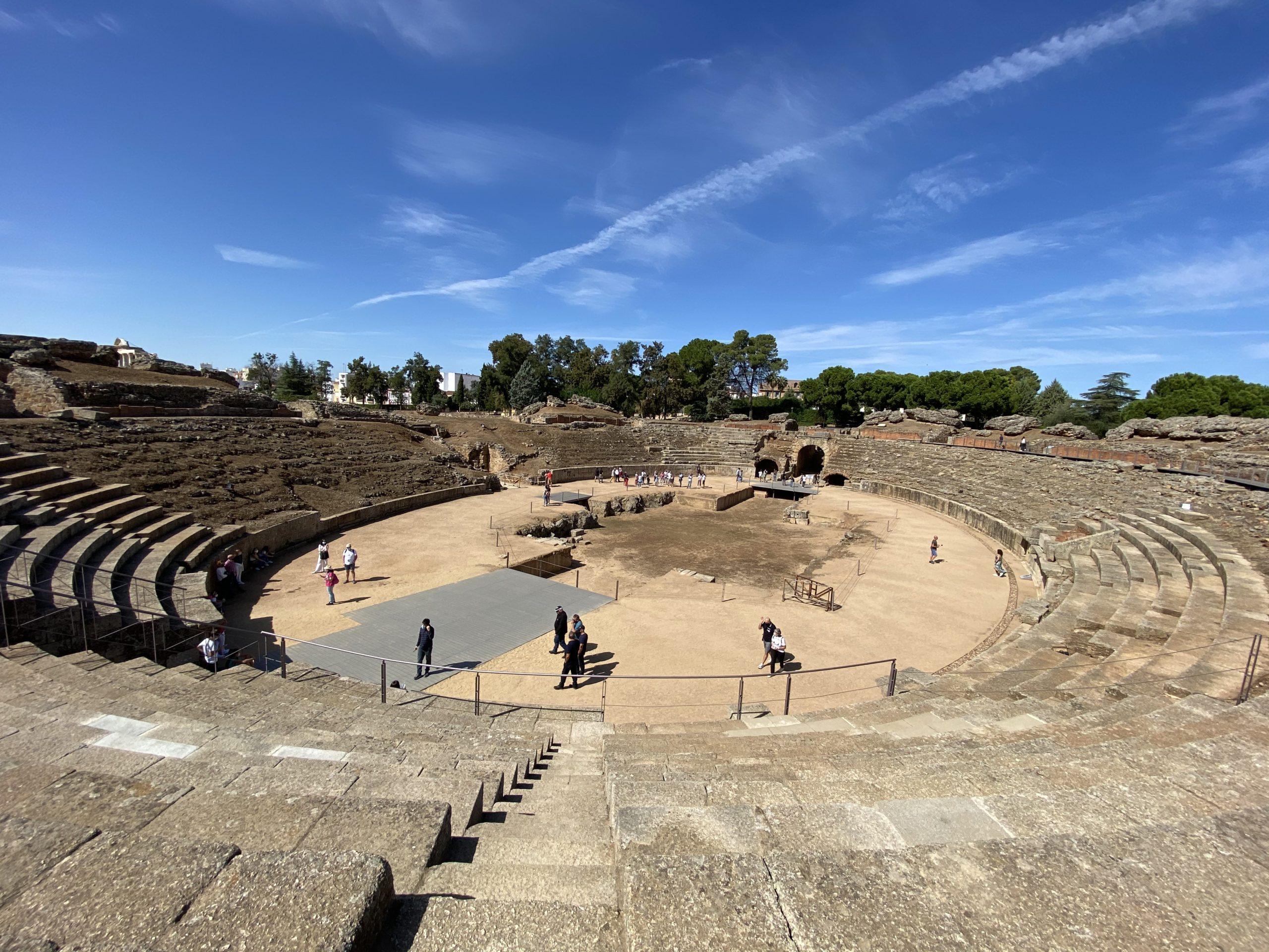 como-ver-anfiteatro-merida