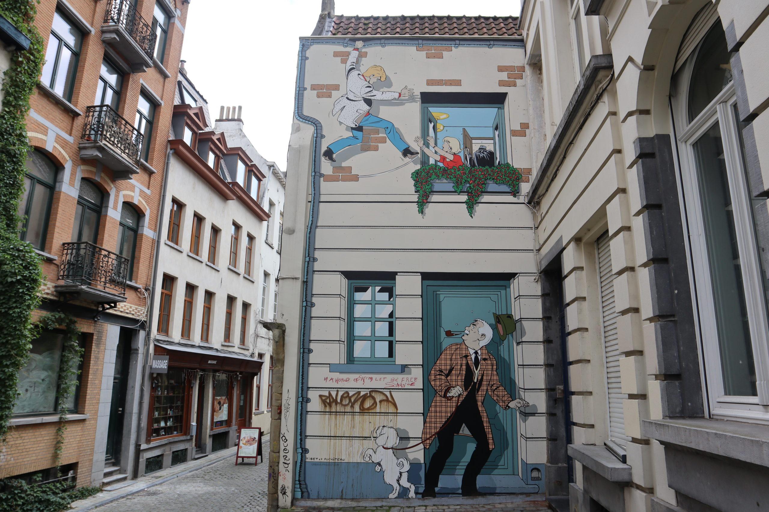 murales-tintin-bruselas